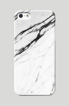Case Scenario IPhone 5 White Marble