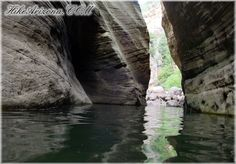 Woods Canyon canyoneering