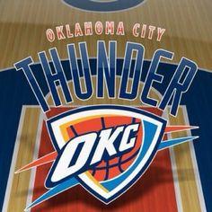 OKC THUNDER! thunder up!