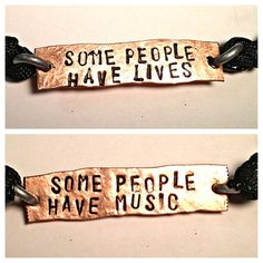 Some people have lives Some people have music by Nerdiecouture, $9.99