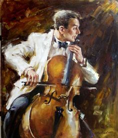 Garmash Oil Painting | BASSLINE Oil on Canvas Original Painting