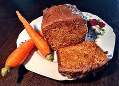 Carrot cake με επικάλυψη Νucrema ΙΟΝ | ION Sweets