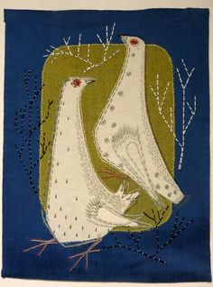 Constance Howard - White Birds 1950