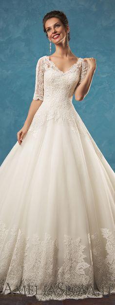 Amelia Sposa 2017 Wedding Dress