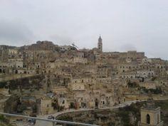 Sassi di Matera - Patrimonio dell' UNESCO Italy