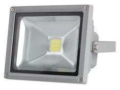 PROJECTEUR PROJO SPOT LAMPE A LED 20W ETANCHE EXTERIEUR BLANC FROID PUCE EPISTAR