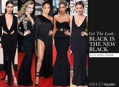 ASHLEYlauren | Blog Black is the new black... see our favorite celebrity looks and our version. #ASHLEYlauren #TEAMfabulous #blog