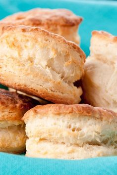 Popeye's Copycat 7-Up Biscuits Recipe - Only 4 Ingredients!
