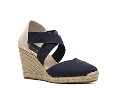 Adrienne Vittadini Bijoux Wedge Sandal---I have these in tan & love them!!!