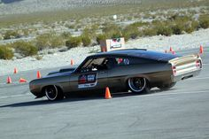 Registration has opened for 2016 #OUSCI qualifying events at www.driveoptima.com  This is Troy Trepanier competing in the 1969 Ford Torino he built at the 2013 event