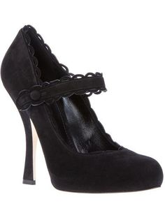 Professionelle: Mary Jane Pump