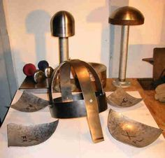 making a spangenhelm - Google Search