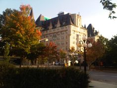 Chateau Laurier,Ottawa O Canada, Ottawa, Places Ive Been, Street View, Travel, Viajes, Trips, Traveling, Tourism