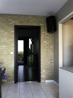 porte int rieure vitr e noir portes int rieures modernes pinterest porte vitr e verre. Black Bedroom Furniture Sets. Home Design Ideas
