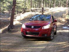 ▶ 2011 Suzuki SX4 Off-road Review & Drive - YouTube