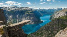Ben jij een echte wandel- en natuurliefhebber? Laat ons je dan inspireren met de mooiste plekken in Noorwegen.