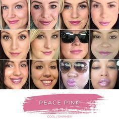 Lipsense Peace Pink
