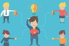 Crowdfunding harnesses the monetary value of the crowd to back new ideas