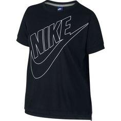 1277e3de7b8 Nike Women s Futura Plus Size Short Sleeve T-shirt (Black