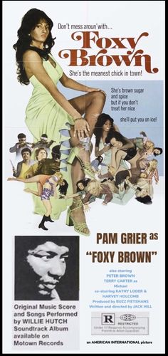 Pam Grier, Foxy Brown, April 25, Sugar And Spice, Movies, Films, Cinema, Movie, Film