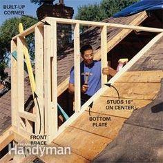 How to Frame a Gabled Dormer | The Family Handyman