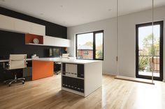 Gallery of La Loge / Nathalie Thibodeau Architecte - 9...cool interior swing