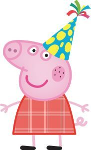 Ariane Carvalho's media content and analytics Peppa Pig 2, Peppa Pig Cartoon, Cumple Peppa Pig, Peppa Pig Family, Pig Birthday, Birthday Clipart, Pegga Pig, Peppa Pig Pictures, Ideas Party