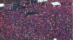 Boston Women's March - 1/21/17