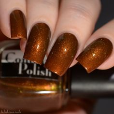 Contrary Polish Limited Edition for Polish Con NYC – Mother of Exiles