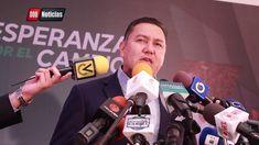 """Pastor Javier Bertucci formaliza su precandidatura y promete """"eliminar c..."""