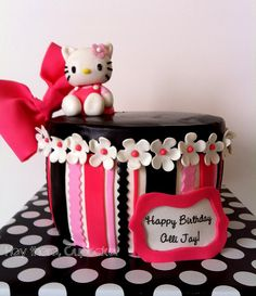 Not A Huge Hello Kitty Fan But I Love The Cake
