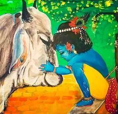 Krishna Lila, Little Krishna, Cute Krishna, Radha Krishna Love, Krishna Radha, Lord Krishna Images, Radha Krishna Pictures, Krishna Photos, Radhe Krishna Wallpapers