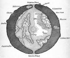 All over the world, enigmatic artifacts have been found that do not fit the accepted geologic or historical timeline. Do they offer a radically different view of our world? Hollow Earth, Unexplained Phenomena, Endocannabinoid System, Creepy, Fantasy Map, Writing Fantasy, Fantasy Fiction, Ancient Mysteries, Ancient History