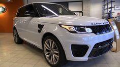 Land Rover Range Rover Sport SVR 2016 Start Up, Exhaust, In Depth Review...