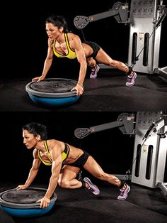 The Secret to... Ripped Abs Muscle and Fitness Hers