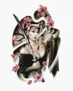50 Amazing Geisha Tattoos Designs and Ideas For Men And Women