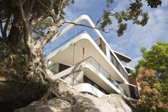 clifftop house, queens park nsw