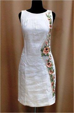 Kurta Designs, Blouse Designs, Casual Dresses, Fashion Dresses, Evening Dresses, Summer Dresses, Embroidery Dress, Embroidery Jewelry, Embroidery Designs