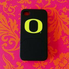 Oregon Ducks iPhone 4 case