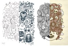 cool drawings for walls - Αναζήτηση Google