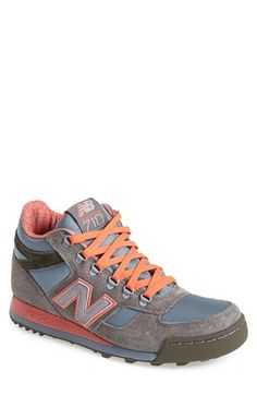 Free shipping and returns on New Balance '710' Sneaker (Men) at Nordstrom.com. Modeled after classic hiking boots, this cool street sneaker blends '90s trends and pop color with rugged appeal.