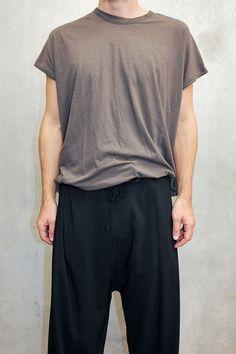 yuu-shop:  Damir Doma Tarbu Shirt Sleeveless 180€ Damir Doma Perido TrackPants 290€