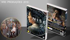 Nise - O Coração Da Loucura - DVD - ➨ Vitrine - Galeria De Capas - MundoNet | Capas & Labels Customizados