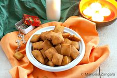 Celebrate Diwali with these delicious Shankarpali: fried crunchy Indian cookies that literally melt in your mouth!