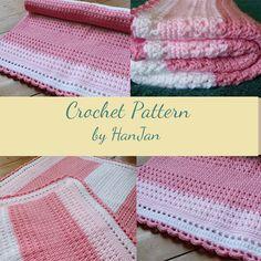 Instant Download PDF Crochet Pattern Phoebe's by HanJanCrochet, £2.75