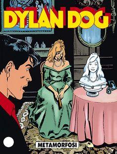 Metamorfosi - Dylan Dog - Sergio Bonelli