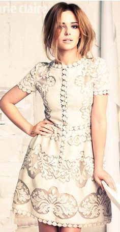 Love This White Dres