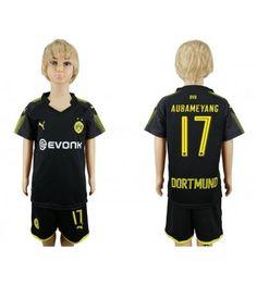 Dortmund Aubameyang 17 Bortaställ Barn 17-18 Kortärmad Mario, Polo Shirt, Polo Ralph Lauren, Sports, Mens Tops, Fashion, Borussia Dortmund, Hs Sports, Moda