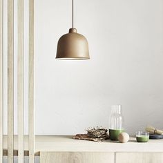 GRAIN is new to the Muuto Lightning collection designed by @jensfager