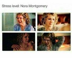 Nora Montgomery // American Horror Story Murder House